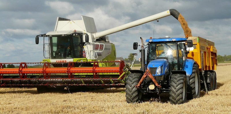 Repairing and maintaining various diesel-powered farming components is the main job of an agricultural mechanic.