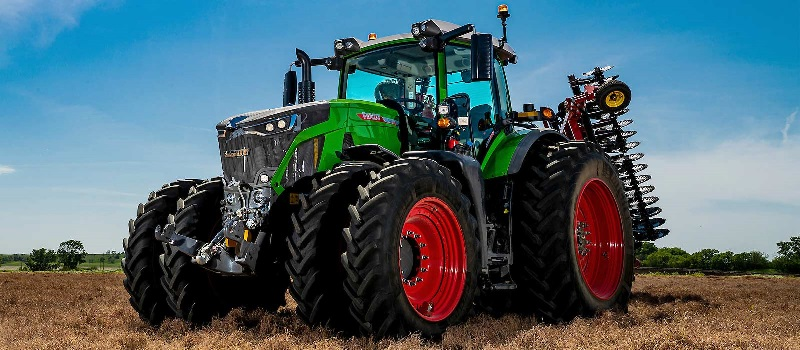 Agricultural mechanic training on Fendt Tractors is scheduled to begin in fall 2021 at UTI's campus in Lisle, Illinois.