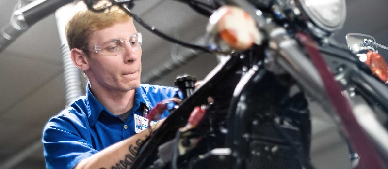 Ranking the Highest Paying Motorcycle Mechanic Salaries