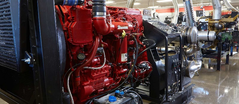 The History of Diesel Engines