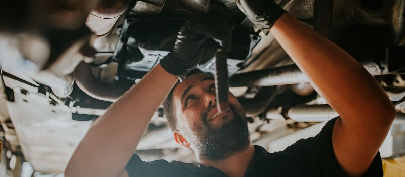 UTI Grad and Shop Owner Shares His Tips for Aspiring Techs