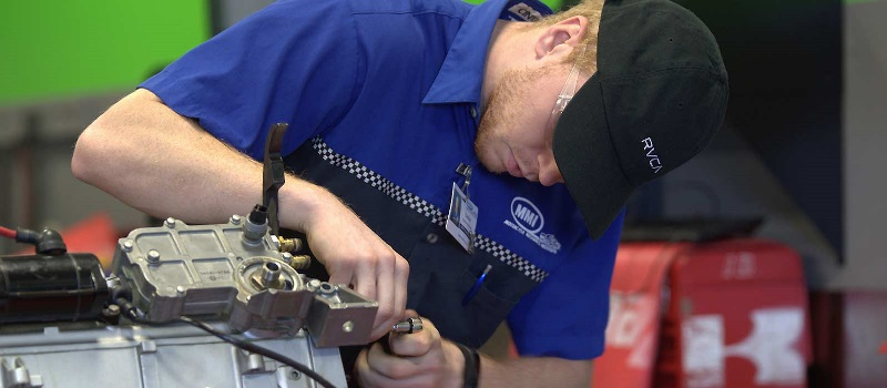What Is a Small-Engine Mechanic?