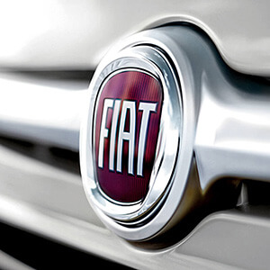 Fiat logo representing the specialized training program at Universal Technical Institute