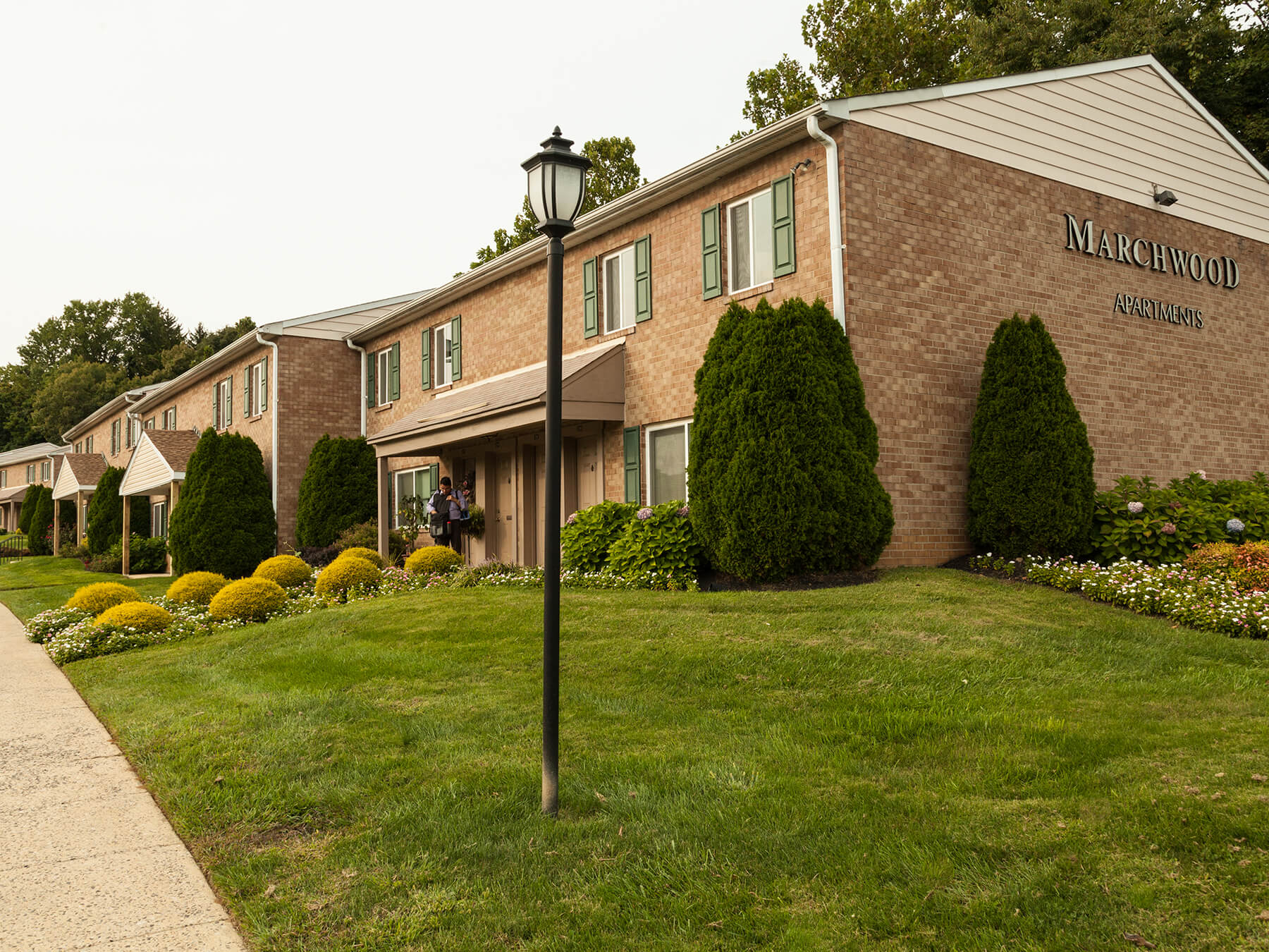 Exterior photo of student Housing in exton