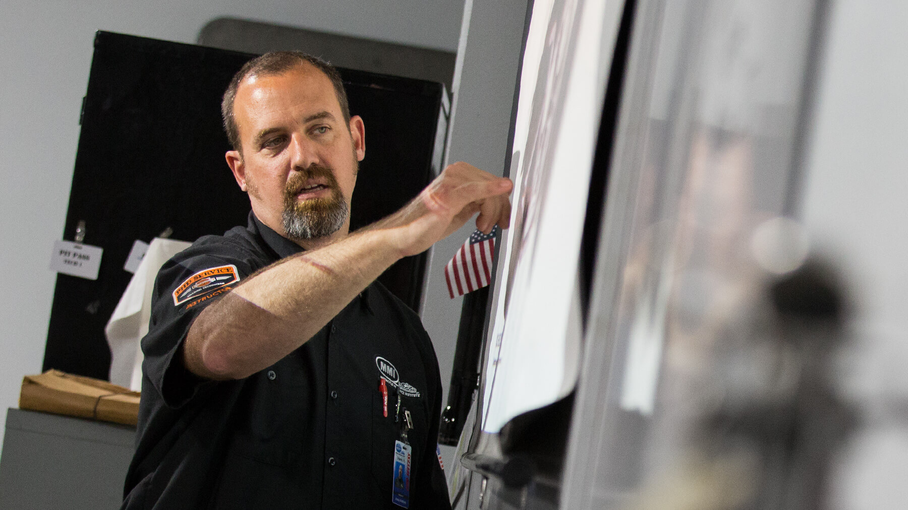 Harley-Davidson Mechanic Training Elective | MMI