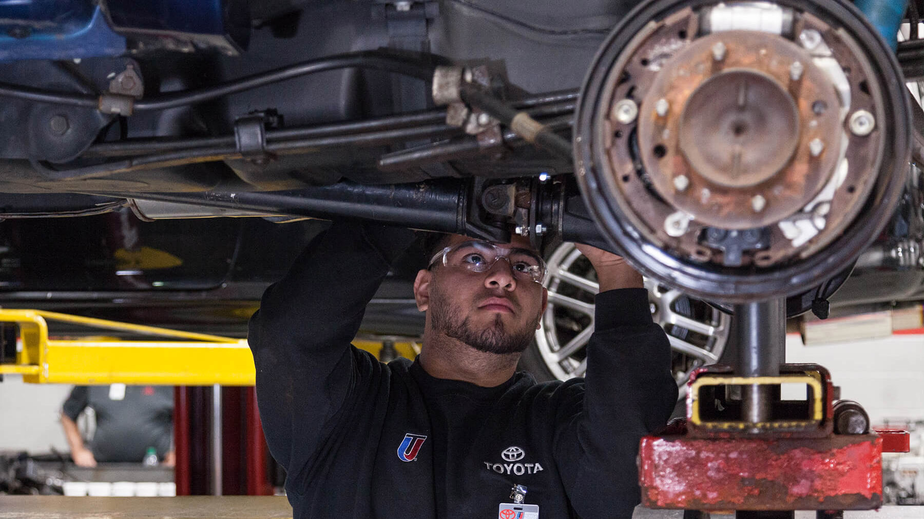 Toyota Technician Training Program Uti