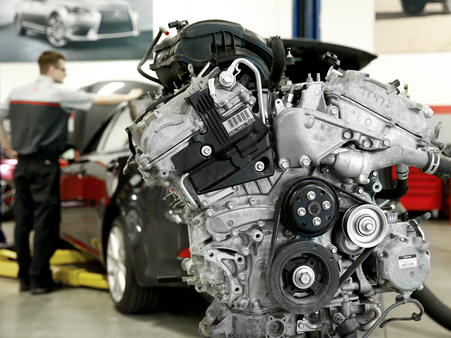 Toyota Technician Training Program | UTI